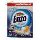 Deluxe Enzo порошок для стирки (560 г-8 ст) 2 в 1 Universal Enzyme Kraft