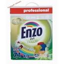 Deluxe Enzo порошок для стирки (7 кг-100 ст) Color