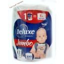 Deluxe полотенца бумажные детские (2х сл.60м-300 отр)